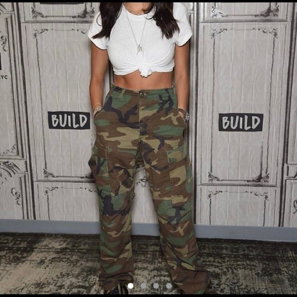 Urban Outfitters Pants - Urban outfitters fatigues 💄💄